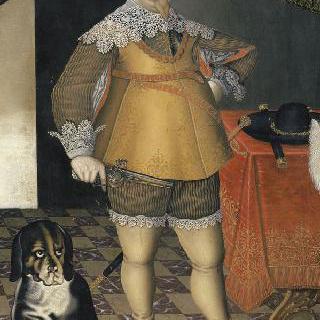 게스타브 아돌프 2세, 1611년 스웨덴왕 (1594-1632)
