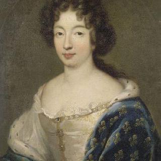 마리 안 크리스틴 드 바비에르 (1660-1690), 프랑스 왕태녀