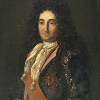 피에르 폴 드 리케, 카라만 백작, 왕실 군대 사령관 (1646-1730)