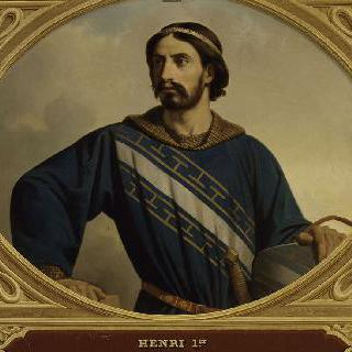 앙리 1세, 팔라탱 드 샹파뉴 백작, 브리 백작 (-1181)