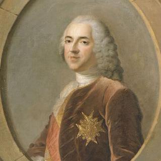 마크 피에르 드 보이에르 드 폴미, 아르젠송 백작, 전쟁 장관 (1696-1764)