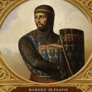 로베르 드 프랑스 (생 루이의 형제), 아르투아 백작 (1216-1250), 십자군