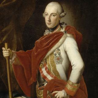 1765년 신성 로마 제국의 황제 조제프 2세 (1741-1790)