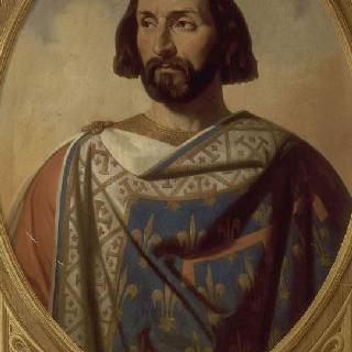 샤를 드 프랑스 (1220-1285), 앙주 백작