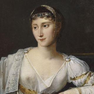 폴린 보나파르트의 반신 초상 보르게즈 공주, 과스탈라 공작 부인 (1780-1825)