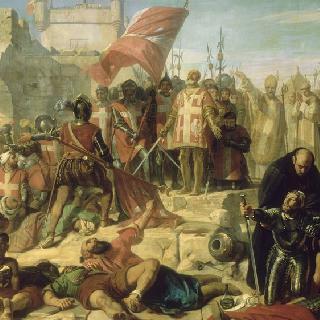 1565년 9월 오트만 무스타파 장군의 몰트 점령 철수