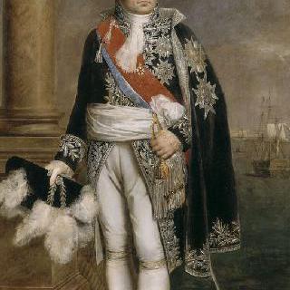 드니스 부제독, 드크레 공작 (1761-1820), 1801년 해양 장관