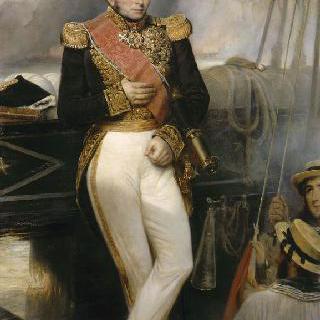 앙리 다니엘 고티에 (1783-1835), 리니 백작