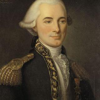 장 프랑수아 뒤 쉐이론, 기사, 군함 대위 (1730-1782)