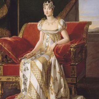 폴린 보나파르트 보르게즈 공주 (1808년 작)