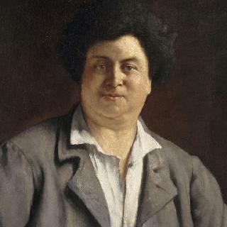 알렉산더 뒤마 페르 사후 초상 (1802-1870)