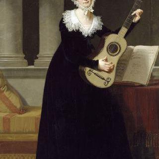 앙투아네트 폴린 드 모테 뒤샹브주 (1778-1858)