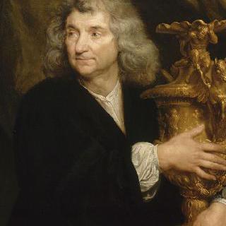 18세기 신원 미상의 금은세공사의 초상