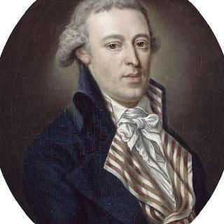 앙투안 바르나브로 추정되는 초상 (1761-1793)