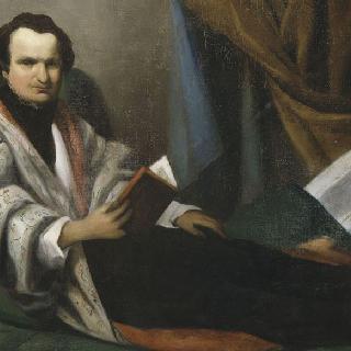 1830년경의 빅토르 위고 (1802-1885)