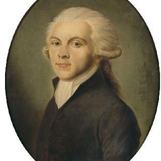 1798년 평민 국회의원 막시밀리앙 드 로베스피에르 (1759-1794)