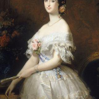 외제니 드 몽티조, 프랑스 황후 (1826-1920)