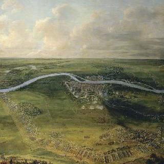 1673년 6월 29일 루이 14세 군대의 마이에스트리히 점령