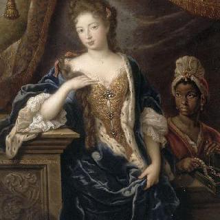 루이즈 이폴리트 그라말디, 모나코 공자, 발렌티누아 공작 부인 (1697-1731)