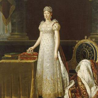 제정기의 섭정 마리 루이즈 황후 (1791-1847)