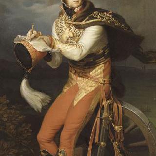 루이 프랑수아 르젠 남작, 준장 및 군사 화가 (1775-1848)