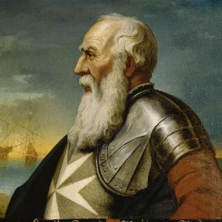 1437년 제한 봉파르 드 라스틱 몰타 기사단의 36대 대장 (1371-1454)