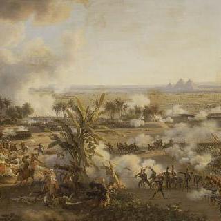 1798년 7월 21일 피라미드 전투