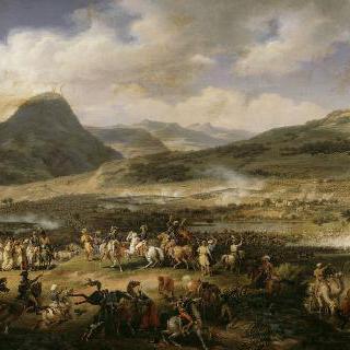 1799년 4월 16일 몽 타보르 전투