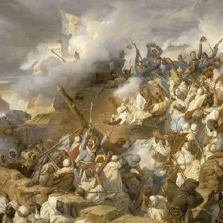 1840년 알제리 정복의 이야기