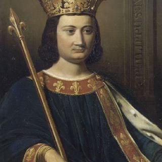 필립 4세 르 벨, 프랑스 왕 (1268-1314)