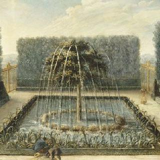 베르사유 정원 늪지대 숲