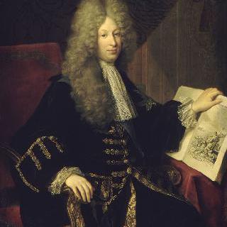 제롬 펠리포 (1674-1747), 퐁샤르트랭 백작