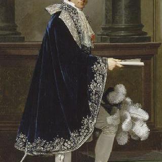 프랑수아 니콜라, 몰리엔 백작 (1758-1850), 제정시 국고 장관