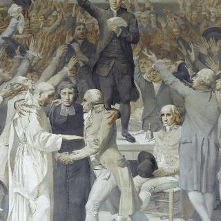 1789년 6월 20일 죄드폼 선서