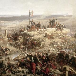 185년 9월 8일 막 마혼 장군의 말라코프 탑의 탈환