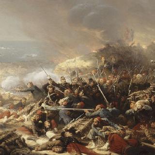 1855년 9월 8일 말라코프 협곡의 전투