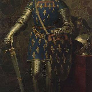 필립 다르투아, 에위 백작, 1392년 프랑스 총사령관 (-1397)