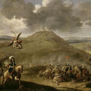 1657년 8월 6일 몽메디 탈환