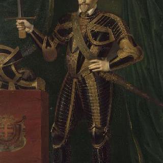 앙리 1세, 몽모랑시 공작, 1593년 프랑스 사령관 (1534-1614)