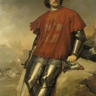 장, 쟁트라일 지방의 영주, 1454년 프랑스 총사령관 (-1461)