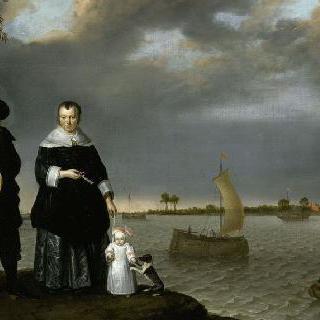 선주와 그의 가족들