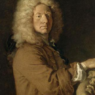 조각가 앙투안 파테르의 초상 (1670-1747)
