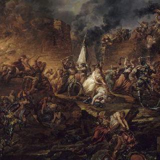 1472년 보베 지역 점령