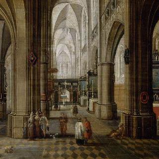 앙베르 대성당 내부