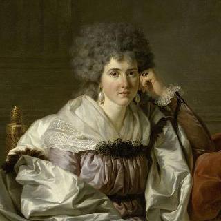 니케즈 페랭 부인의 초상