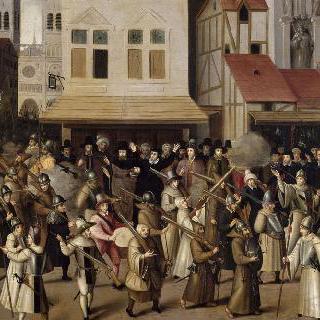1590년 6월 5일 신성 동맹 행렬
