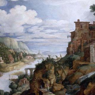 이탈리아의 풍경