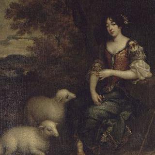 자화상 (1634-1694)
