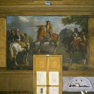 1676년,1677년과 1678년의 루이 대왕의 정복