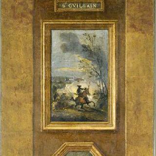 1677년 12월 11일 생 지슬랭의 탈환